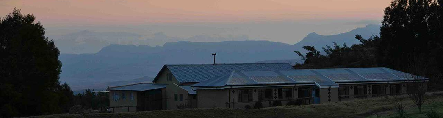 Self-Catering Barnhouse Drakensberg Mountain Retreat.