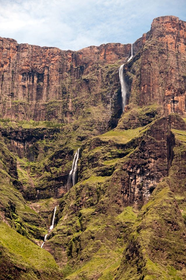 The Tugela Falls