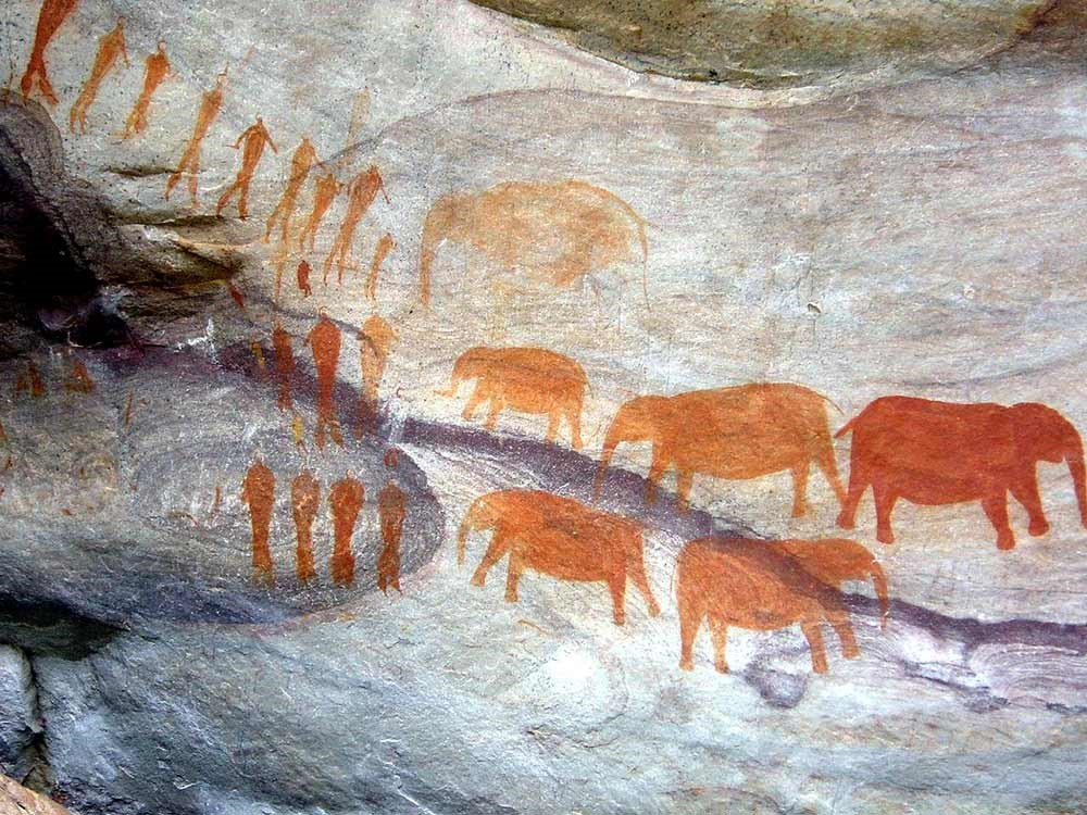 San Paintings