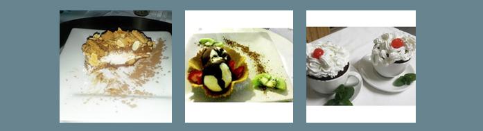 Drakensberg - desserts