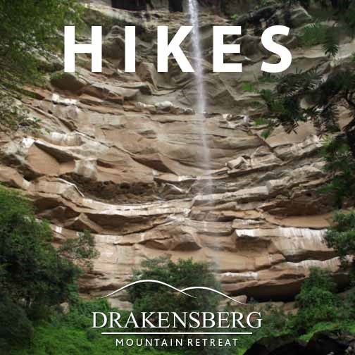 Drakensberg Mountain Retreat Hikes