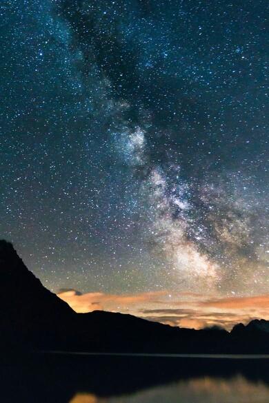 Stargazing in the Drakensberg - 1