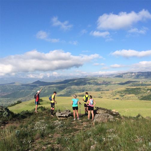 Trail Runs Drakensberg